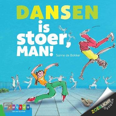 Dansen is stoer, man! - Zoeklicht dyslexie