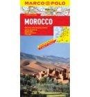 Morocco Marco Polo Map