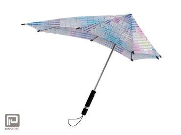 Senz stormparaplu original future in motion blurring future