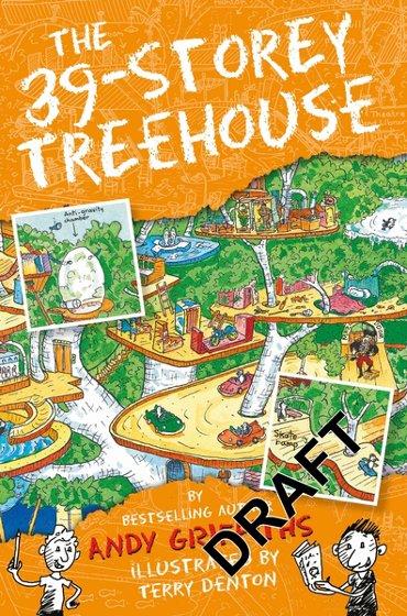 Treehouse books (03): 39-storey treehouse