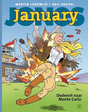 January jones 01. Dodenrit naar monte carlo