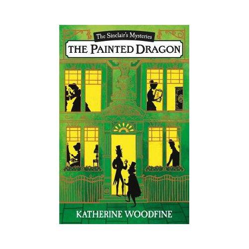 03 Painted Dragon - Katherine Woodfine