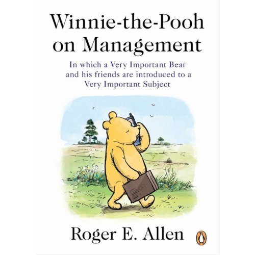 Image of Winnie The Pooh On Management - Allen R
