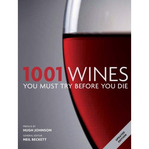 Afbeelding van 1001 Wines You Must Try Before You Die