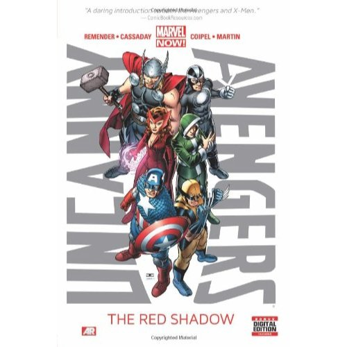 Uncanny Avengers 01 The Red Shadow - Remender R