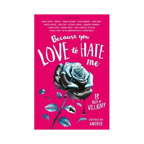 Image of Because You Love To Hate Me