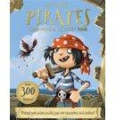 Pirates colouring & activity book