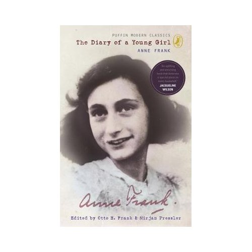 Image of Puffin Modern Classic Diary Of A Young Girl The Definitive Edition Puffin Modern Classics - Anne Frank