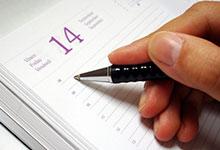Zakelijke kantooragenda's en agendavullingen2018 bij Paagman!