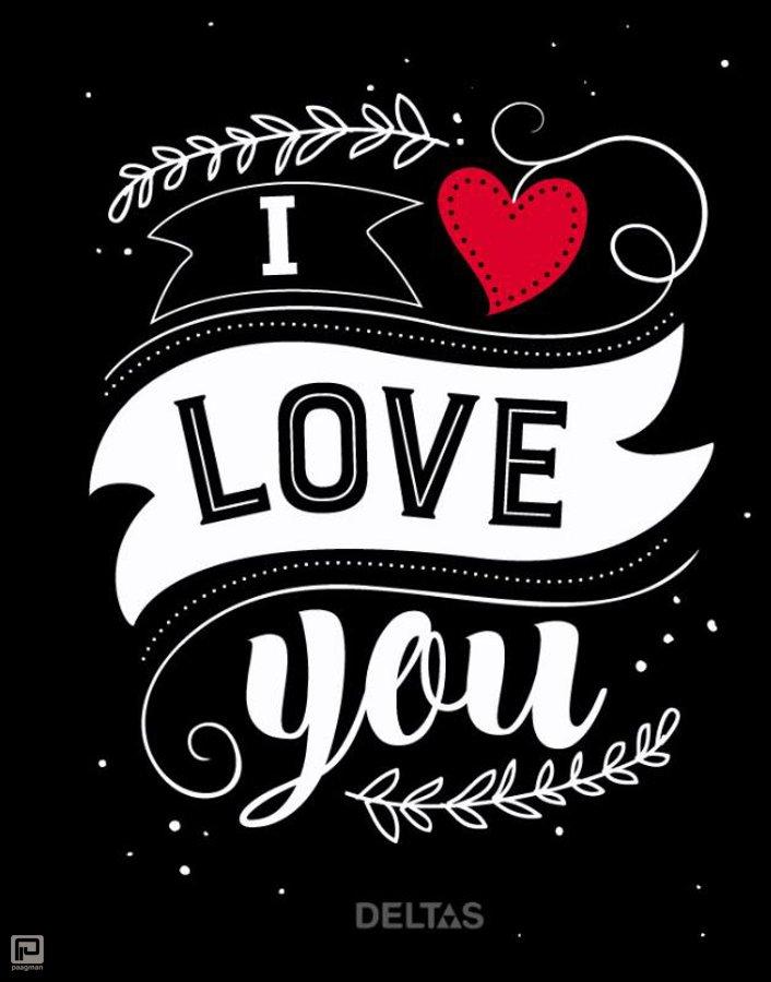 I Love You 9789044749427