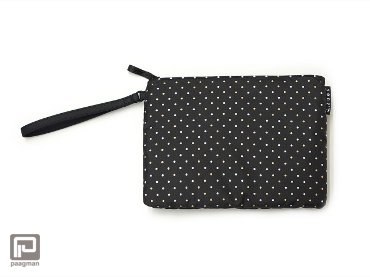 SENZ fay pouch sparkling dots