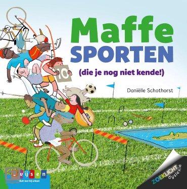 Maffe sporten - Zoeklicht dyslexie