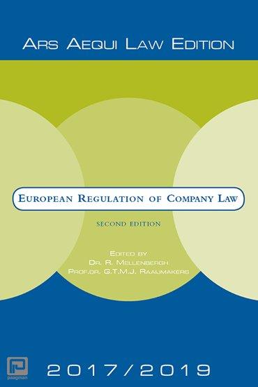 European Regulation of Company Law / 2018/2019 - Ars Aequi Law Edition