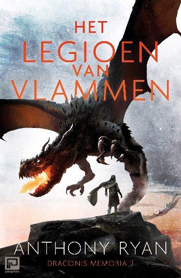 Het legioen van vlammen - Draconis Memoria