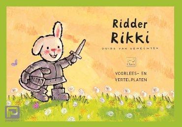 Ridder Rikki Vertelplaten - Rikki