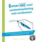 Experttips voor contentmarketing met rendement - Experttips boekenserie