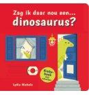 Zag ik daar nou... Een dinosaurus? - Kiekeboek