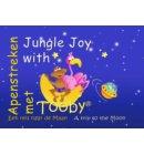 Een reis naar de maan - A trip to the moon - Apenstreken met Tooby - Jungle Joy with Tooby