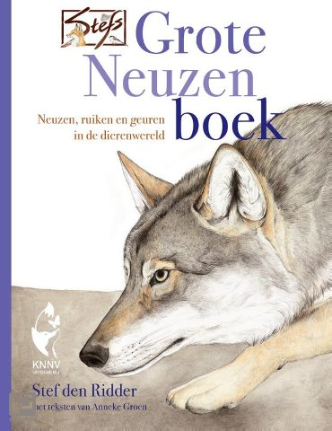 Stefs grote neuzenboek - Stefs
