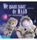 We gaan naar de maan (en veel verder) - Leesserie Estafette