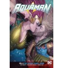 Aquaman (05): The crown comes down