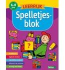 Spelletjesblok 6-8 jr - Leerrijk