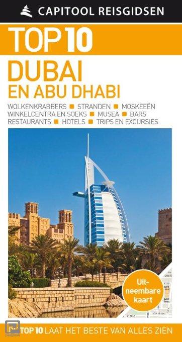 Dubai en Abu Dhabi - Capitool Reisgidsen Top 10