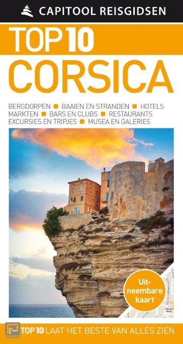 Corsica - Capitool Reisgidsen Top 10