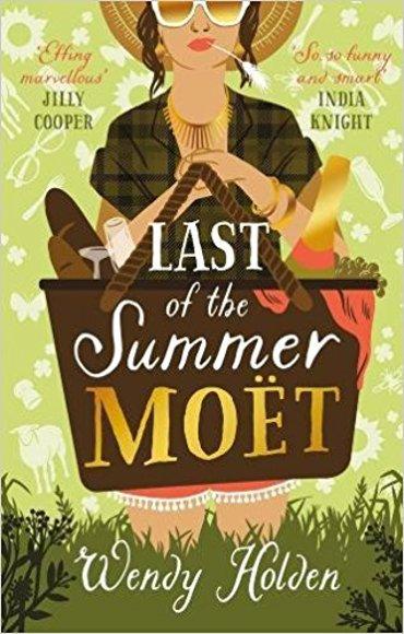 Last of the summer moët