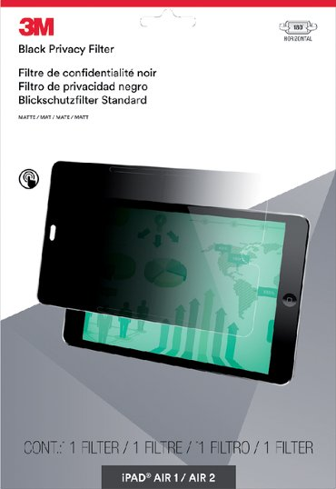 Privacy filter 3M 9.7