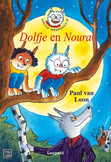 Dolfje en Noura - Dolfje Weerwolfje