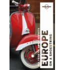 Lonely planet Europe on a shoestring (10th ed)