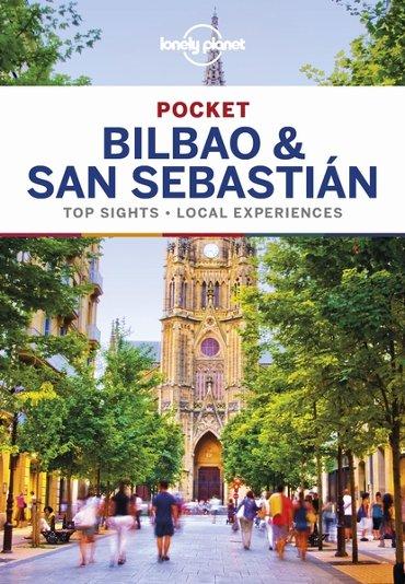 Lonely planet pocket: Bilbao & san sebastian (2nd ed)