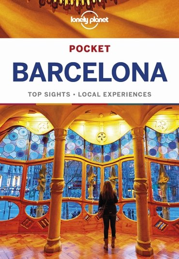 Lonely planet pocket: Barcelona (6th ed)
