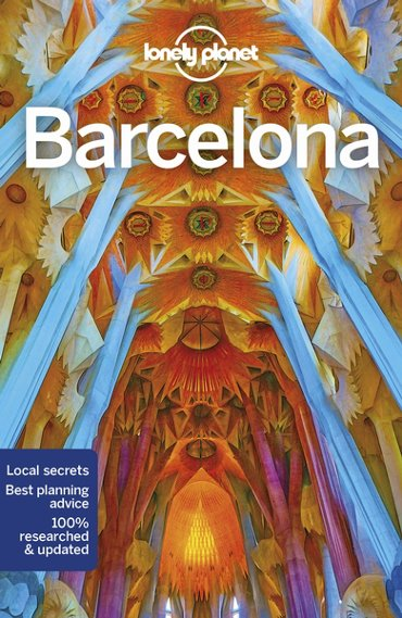 Lonely planet city guide: Barcelona (11th ed)
