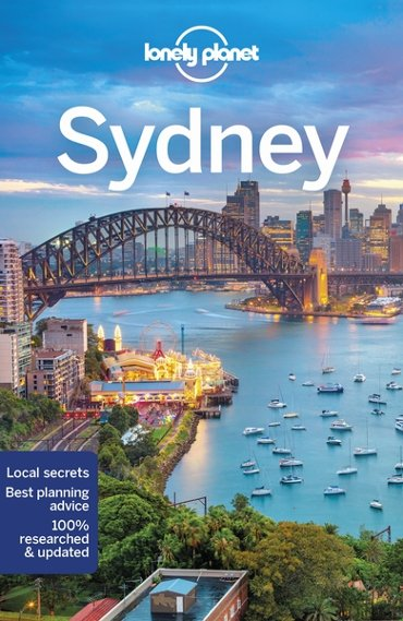 Lonely planet city guide: Sydney (12th ed)