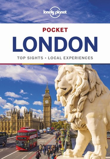 Lonely planet pocket: London (6th ed)