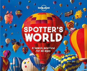 Lonely planet Spotter's world (1st ed)