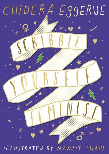 Scrible yourself feminist