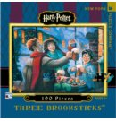 New York Puzzle Company puzzel - Harry Potter Mini Collectie Three Broomsticks 100 mini stukjes
