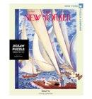 New York Puzzle Company puzzel - New Yorker Ragatta 1000 stukjes