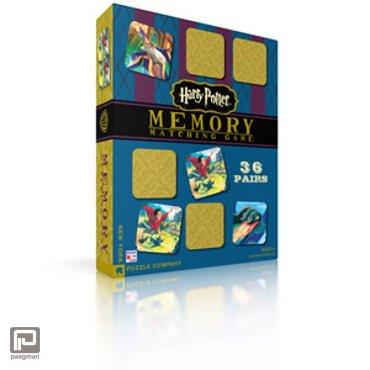 New York Puzzle Company - Harry Potter Memory