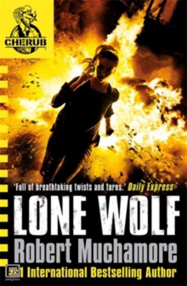 CHERUB: Lone Wolf : Book 16