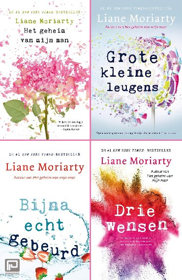 Liane Moriarty Ebook bundel