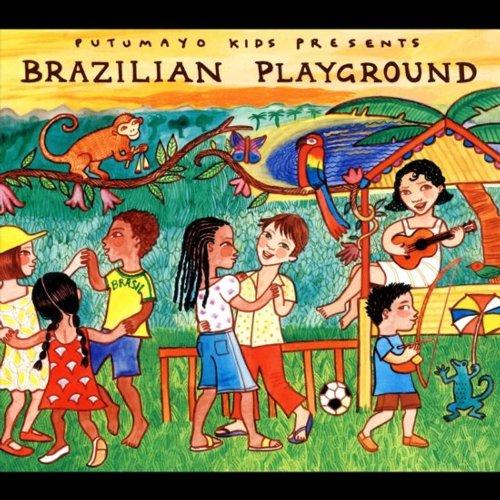 Afbeelding van PUTUMAYO KIDS PRESENTS*Brazilain Playground (CD)