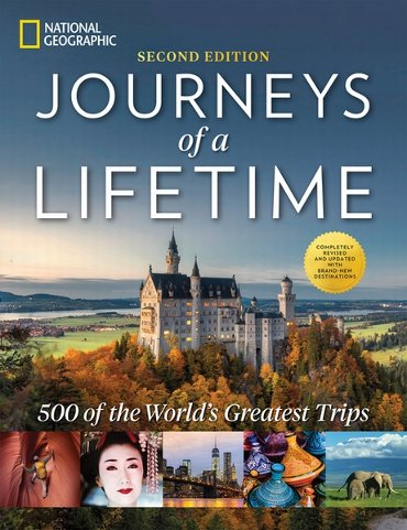 Journeys of a lifetime (2nd ed)