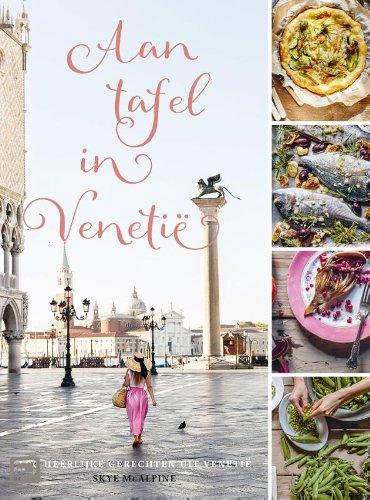 Aan tafel in Venetië