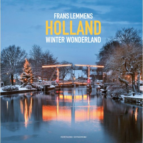 Holland Winter Wonderland - Frans Lemmens