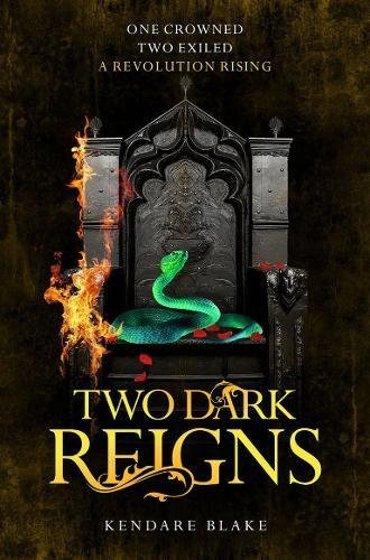Three dark crowns (03): Two dark reigns