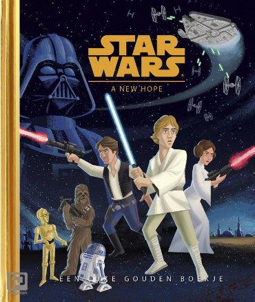 Gouden Boekjes - Star Wars: A New Hope